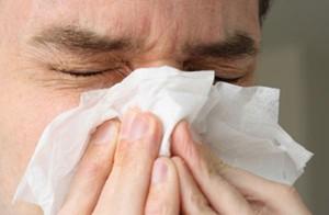 allerjik nezle (allerjik rinit)